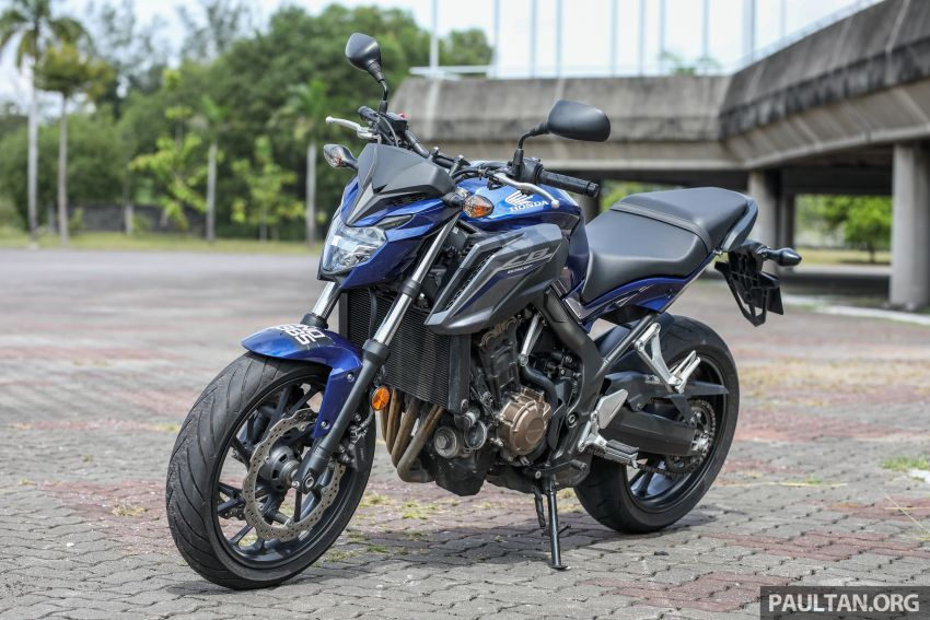 Honda CB650F, Kawasaki Z900 ABS, Triumph 765S, Yamaha MT-09 – which RM50k bike is best for you? Image #829461