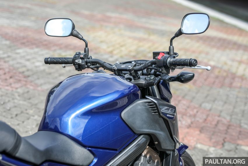Honda CB650F, Kawasaki Z900 ABS, Triumph 765S, Yamaha MT-09 – which RM50k bike is best for you? Image #829497