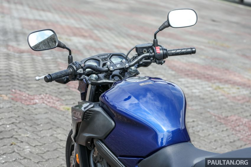 Honda CB650F, Kawasaki Z900 ABS, Triumph 765S, Yamaha MT-09 – which RM50k bike is best for you? Image #829499
