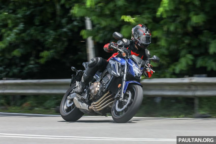 Honda CB650F, Kawasaki Z900 ABS, Triumph 765S, Yamaha MT-09 – which RM50k bike is best for you? Image #829523