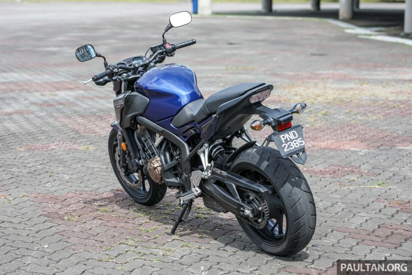 Honda CB650F, Kawasaki Z900 ABS, Triumph 765S, Yamaha MT-09 – which RM50k bike is best for you? Image #829464