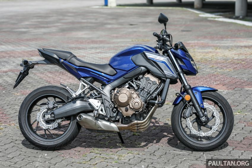 Honda CB650F, Kawasaki Z900 ABS, Triumph 765S, Yamaha MT-09 – which RM50k bike is best for you? Image #829466
