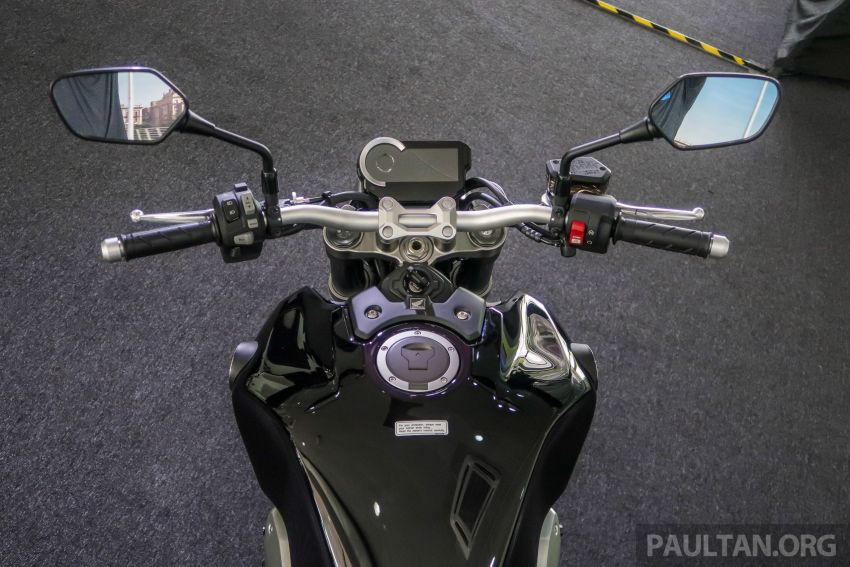 2018 Honda CB1000R and CB250R in Malaysia – priced at RM74,999 and RM22,999, available from July Image #830847