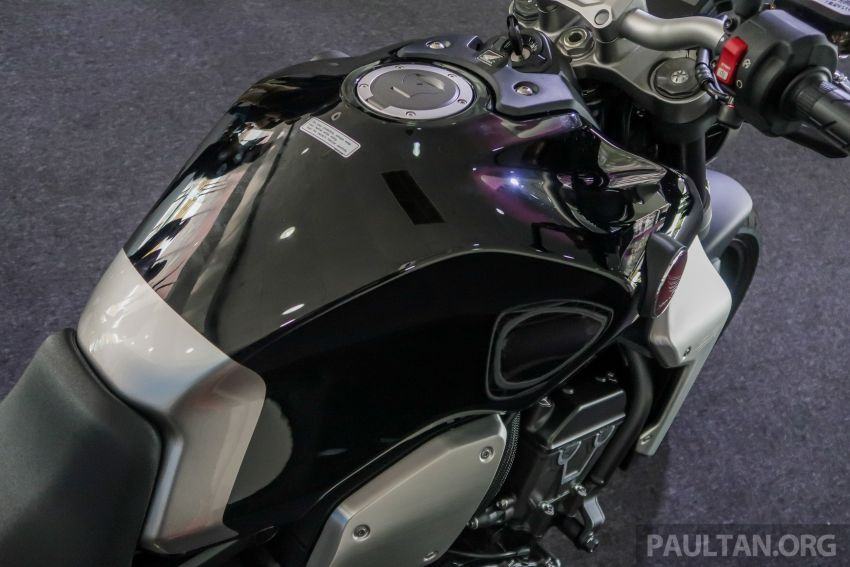 2018 Honda CB1000R and CB250R in Malaysia – priced at RM74,999 and RM22,999, available from July Image #830848