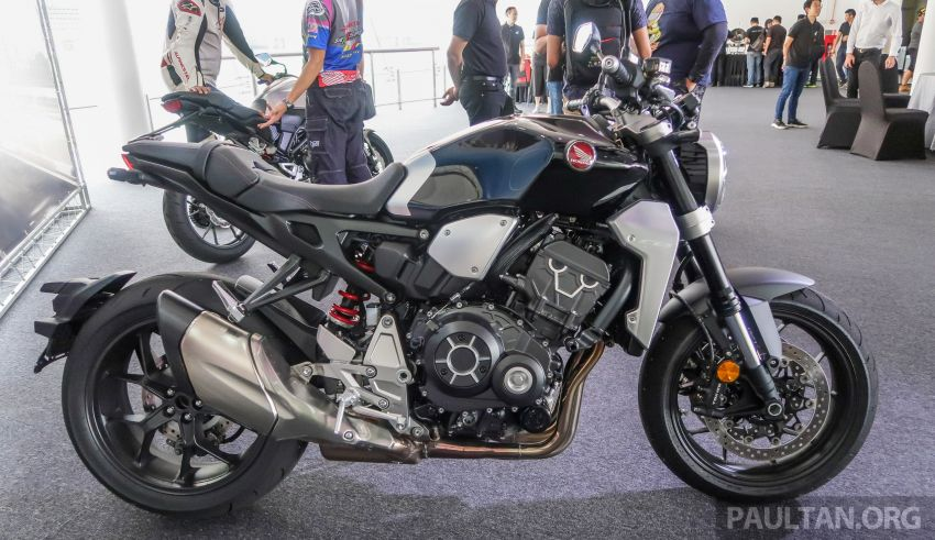 2018 Honda CB1000R and CB250R in Malaysia – priced at RM74,999 and RM22,999, available from July Image #830837