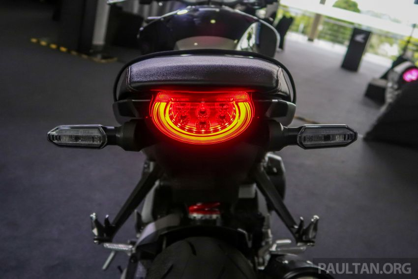 2018 Honda CB1000R and CB250R in Malaysia – priced at RM74,999 and RM22,999, available from July Image #830868