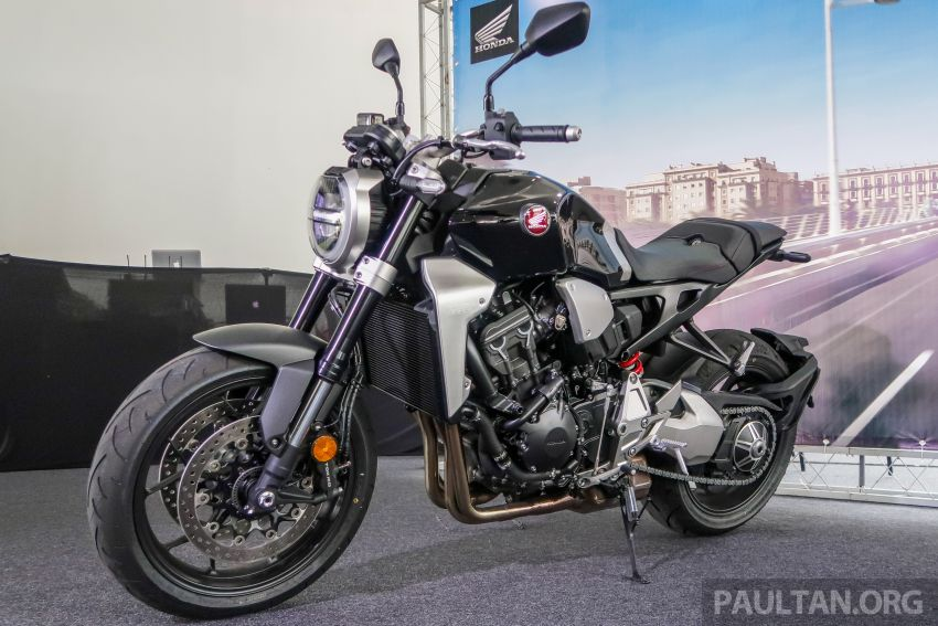 2018 Honda CB1000R and CB250R in Malaysia – priced at RM74,999 and RM22,999, available from July Image #830839