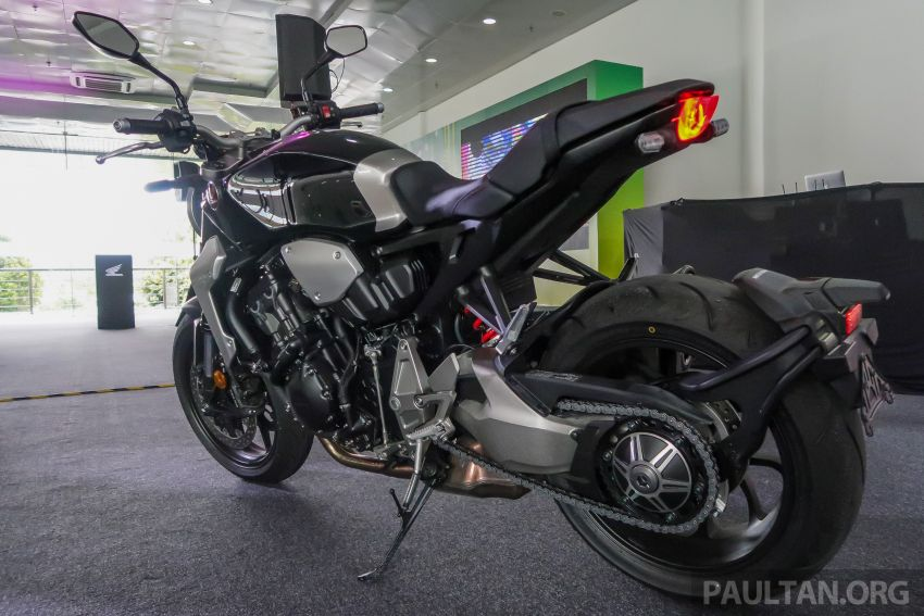 2018 Honda CB1000R and CB250R in Malaysia – priced at RM74,999 and RM22,999, available from July Image #830841