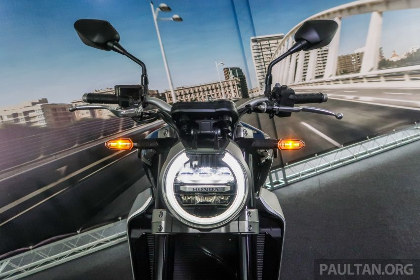 2018 Honda CB1000R and CB250R in Malaysia – priced at RM74,999 and RM22,999, available from July Image #830843