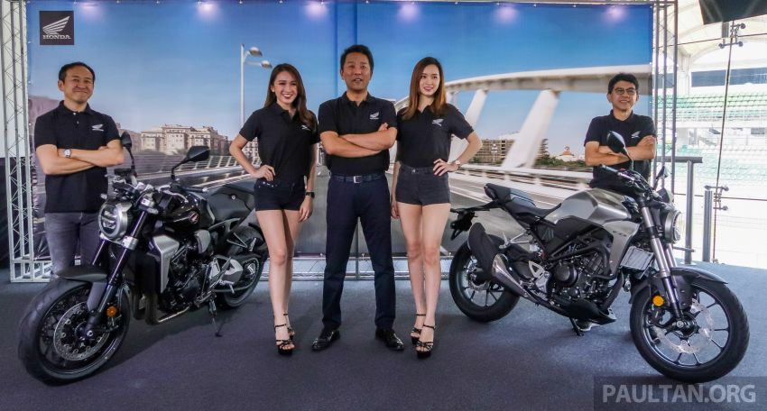 2018 Honda CB1000R and CB250R in Malaysia – priced at RM74,999 and RM22,999, available from July Image #830798