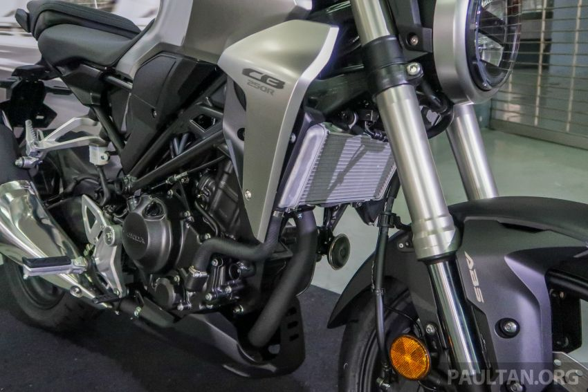 2018 Honda CB1000R and CB250R in Malaysia – priced at RM74,999 and RM22,999, available from July Image #830820