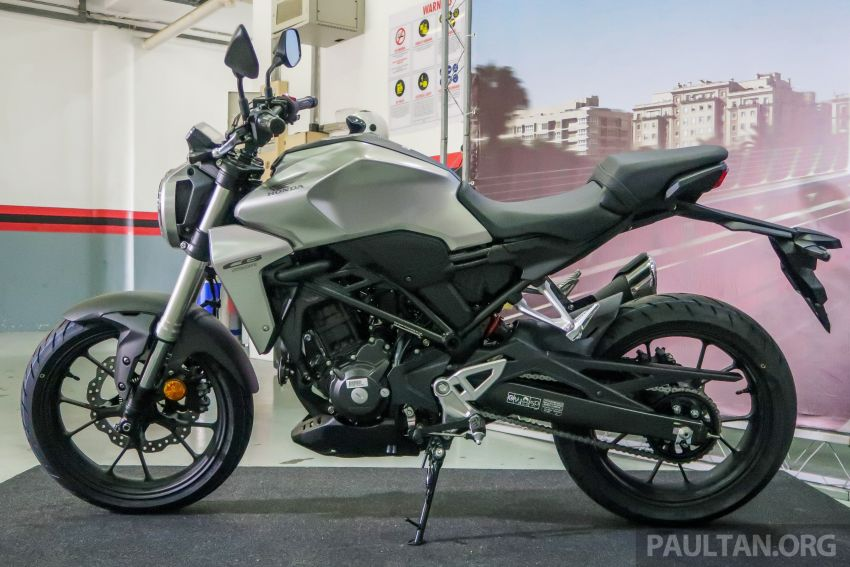 2018 Honda CB1000R and CB250R in Malaysia – priced at RM74,999 and RM22,999, available from July Image #830821