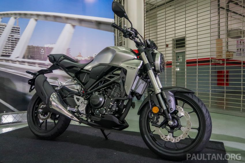 2018 Honda CB1000R and CB250R in Malaysia – priced at RM74,999 and RM22,999, available from July Image #830799