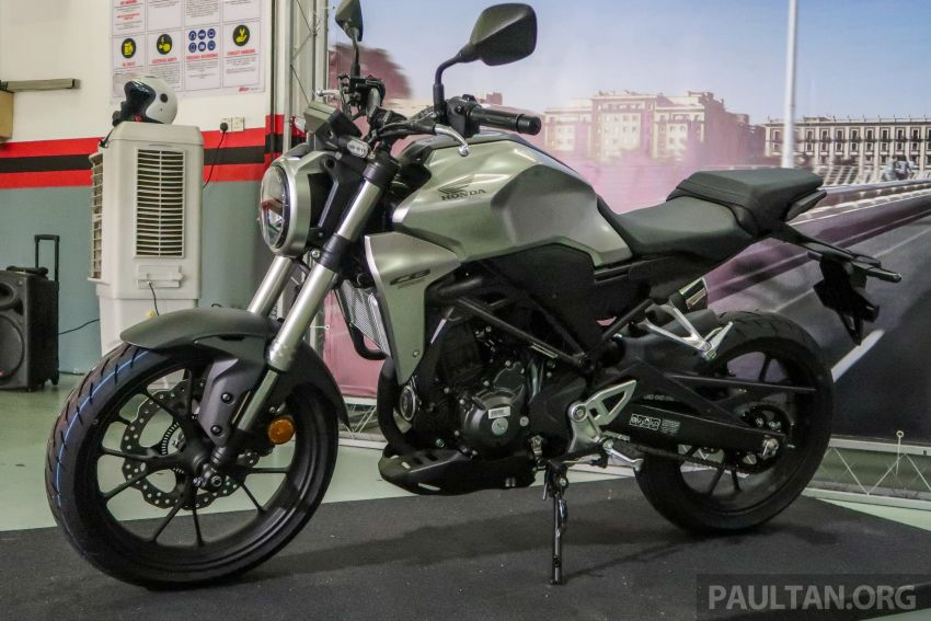 2018 Honda CB1000R and CB250R in Malaysia – priced at RM74,999 and RM22,999, available from July Image #830822
