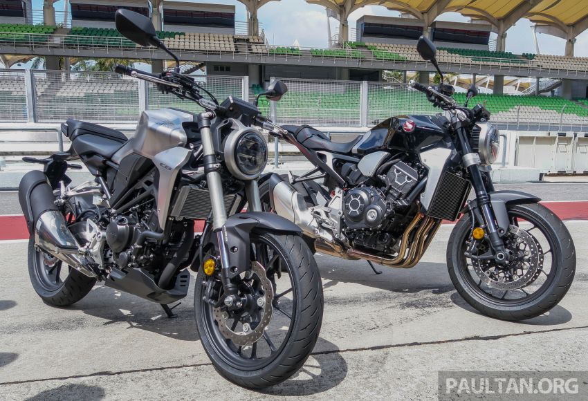 2018 Honda CB1000R and CB250R in Malaysia – priced at RM74,999 and RM22,999, available from July Image #830829