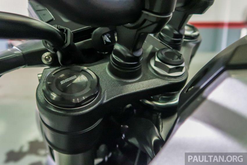 Honda CB1000R dan CB250R dilancarkan di Malaysia – harga jualan masing-masing RM74,999 dan RM22,999 Image #830223