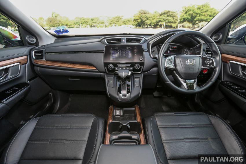 Driven Web Series 2018: best family SUVs in Malaysia – new Honda CR-V vs Mazda CX-5 vs Peugeot 3008 Image #823266