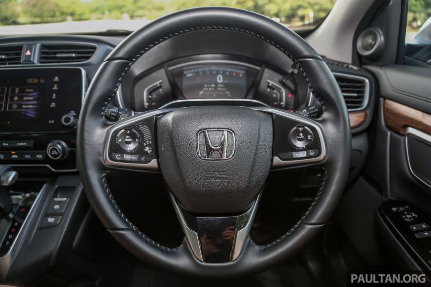 Driven Web Series 2018: best family SUVs in Malaysia – new Honda CR-V vs Mazda CX-5 vs Peugeot 3008 Image #823267