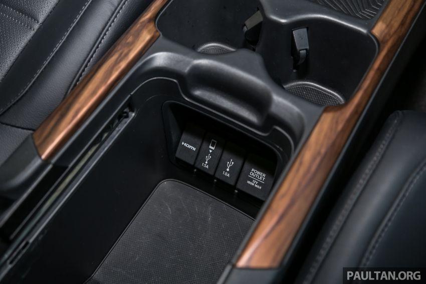 Driven Web Series 2018: best family SUVs in Malaysia – new Honda CR-V vs Mazda CX-5 vs Peugeot 3008 Image #823271