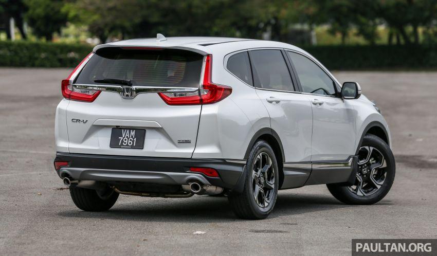 Driven Web Series 2018: best family SUVs in Malaysia – new Honda CR-V vs Mazda CX-5 vs Peugeot 3008 Image #823257