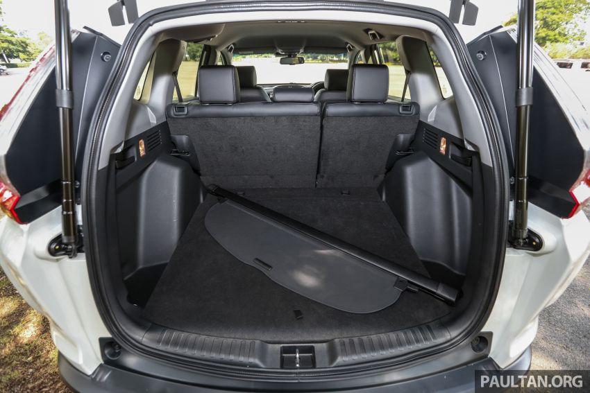 Driven Web Series 2018: best family SUVs in Malaysia – new Honda CR-V vs Mazda CX-5 vs Peugeot 3008 Image #823275