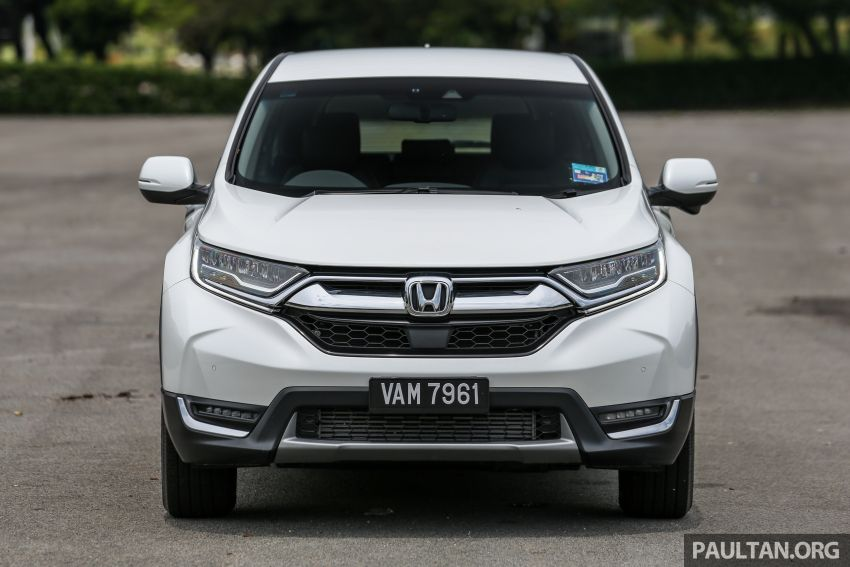 Driven Web Series 2018: best family SUVs in Malaysia – new Honda CR-V vs Mazda CX-5 vs Peugeot 3008 Image #823258