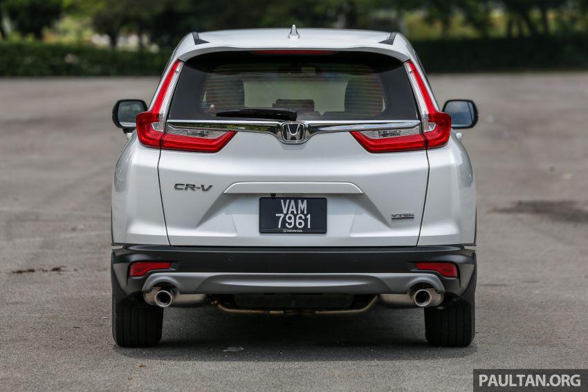 Driven Web Series 2018: best family SUVs in Malaysia – new Honda CR-V vs Mazda CX-5 vs Peugeot 3008 Image #823259