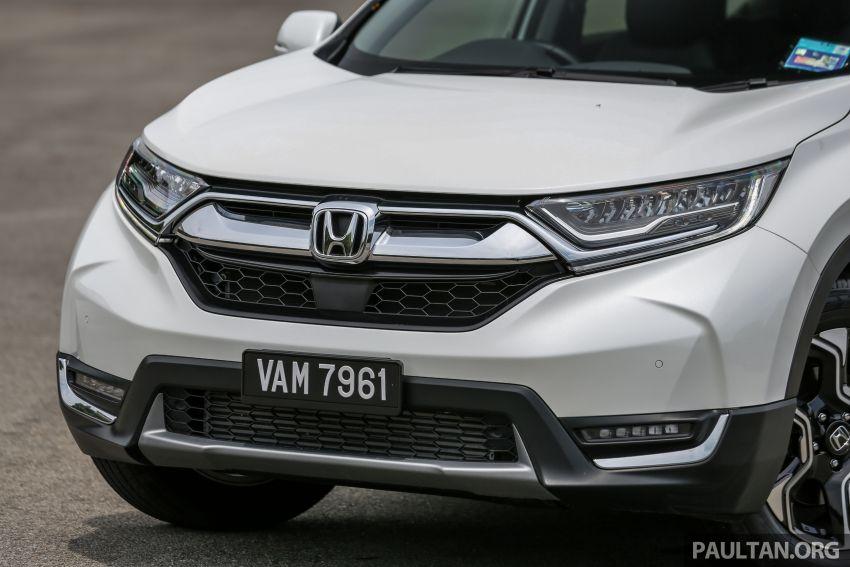 Driven Web Series 2018: best family SUVs in Malaysia – new Honda CR-V vs Mazda CX-5 vs Peugeot 3008 Image #823261