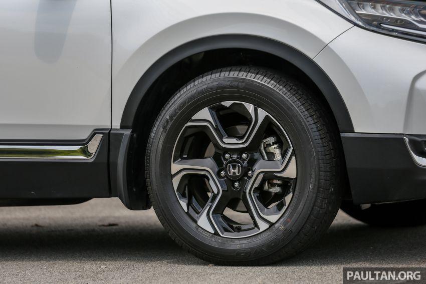 Driven Web Series 2018: best family SUVs in Malaysia – new Honda CR-V vs Mazda CX-5 vs Peugeot 3008 Image #823262