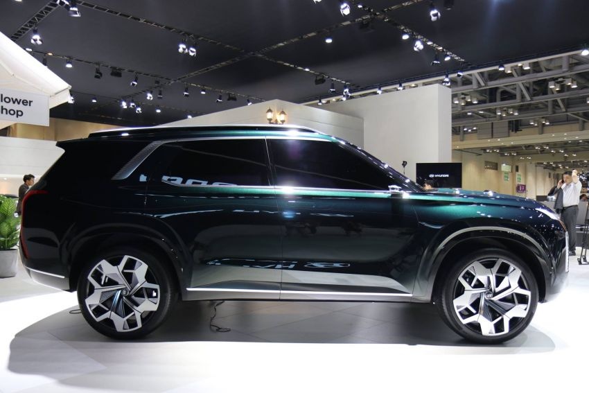 Hyundai Grandmaster concept previews all-new SUV Image #824949