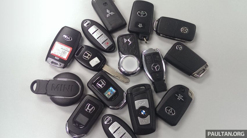 Physical key fobs may be obsolete, to be replaced by digital keys integrated in smartphones – report Image #832165
