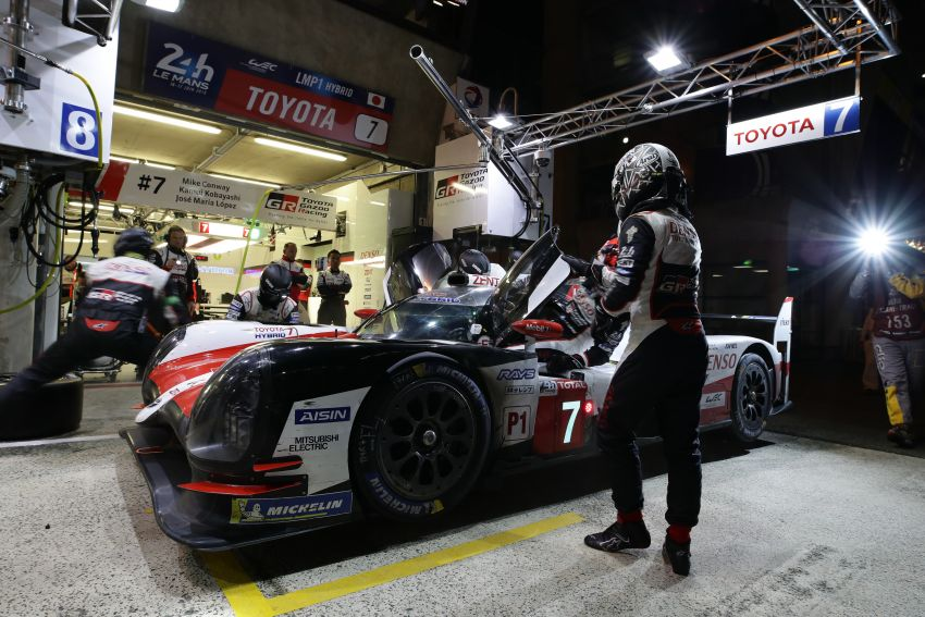Le Mans 2018 – Toyota finally wins, M'sian team 10th Image #827682