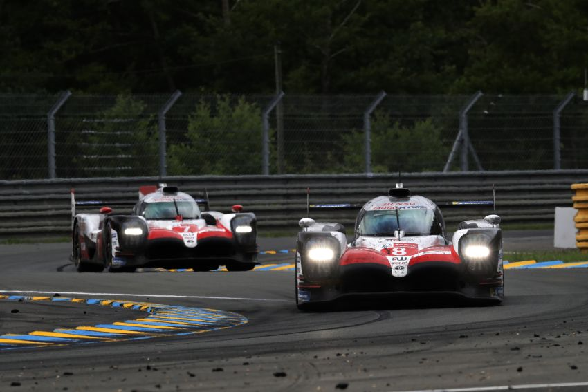 Le Mans 2018 – Toyota finally wins, M'sian team 10th Image #827683