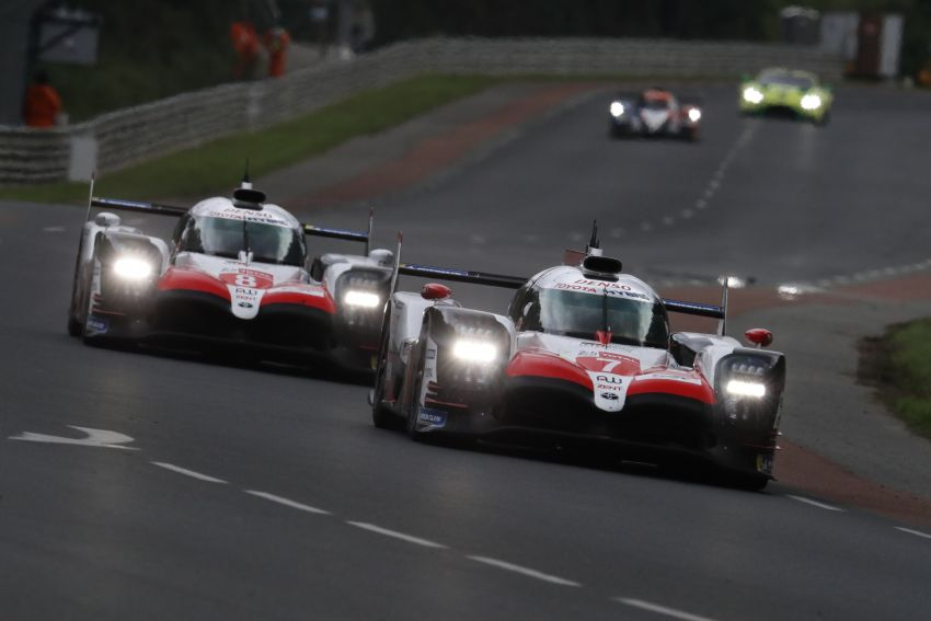 Le Mans 2018 – Toyota finally wins, M'sian team 10th Image #827684