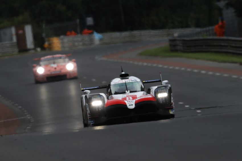 Le Mans 2018 – Toyota finally wins, M'sian team 10th Image #827685