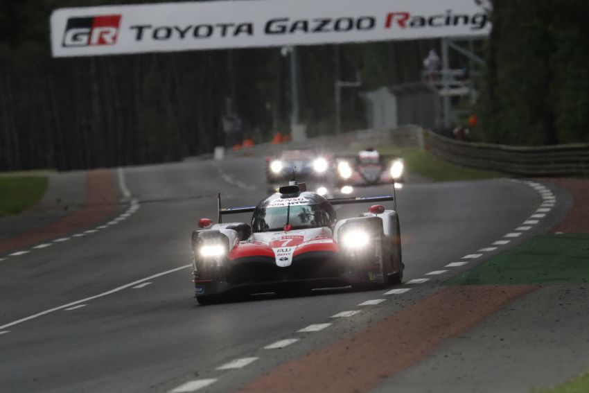 Le Mans 2018 – Toyota finally wins, M'sian team 10th Image #827686