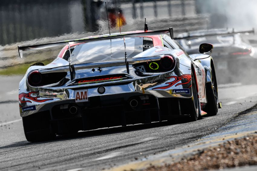 Le Mans 2018 – Toyota finally wins, M'sian team 10th Image #827691