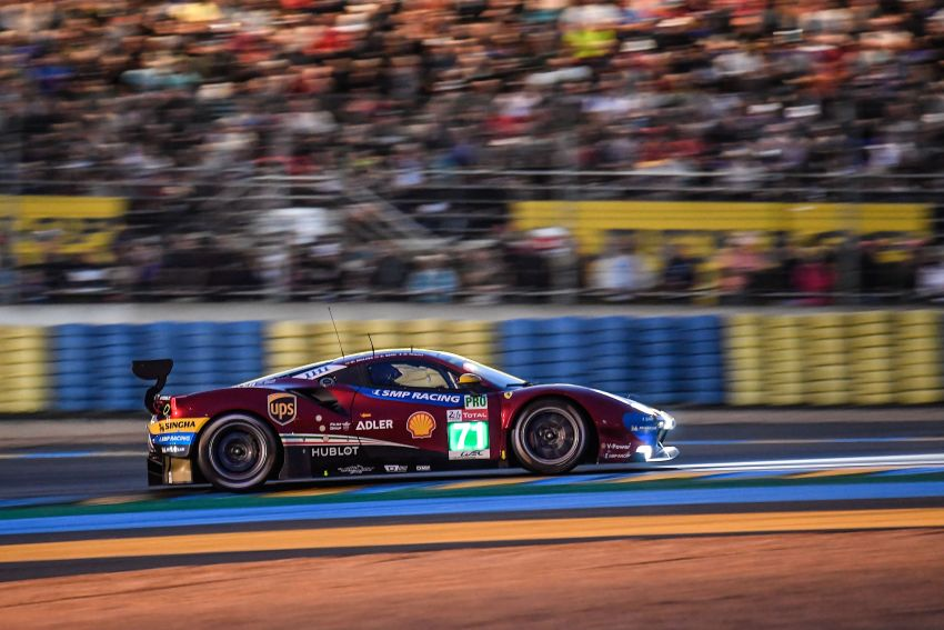 Le Mans 2018 – Toyota finally wins, M'sian team 10th Image #827692
