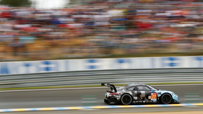 Le Mans 2018 – Toyota finally wins, M'sian team 10th Image #827701