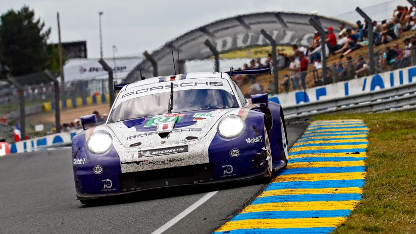 Le Mans 2018 – Toyota finally wins, M'sian team 10th Image #827703