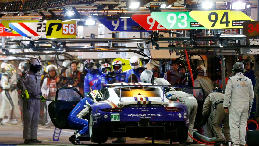 Le Mans 2018 – Toyota finally wins, M'sian team 10th Image #827705