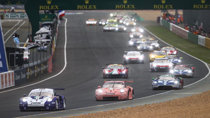 Le Mans 2018 – Toyota finally wins, M'sian team 10th Image #827706