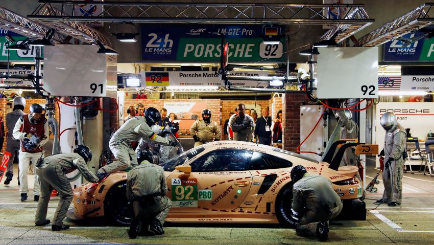 Le Mans 2018 – Toyota finally wins, M'sian team 10th Image #827710