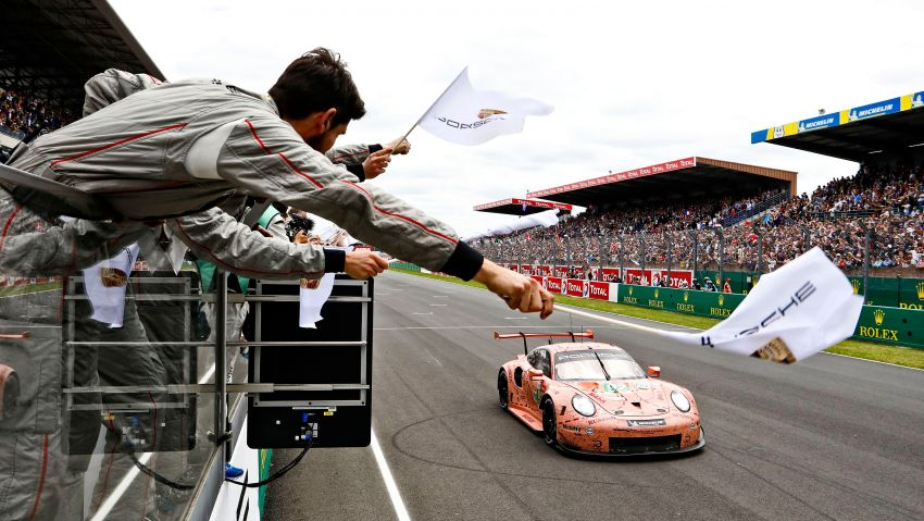 Le Mans 2018 – Toyota finally wins, M'sian team 10th Image #827712