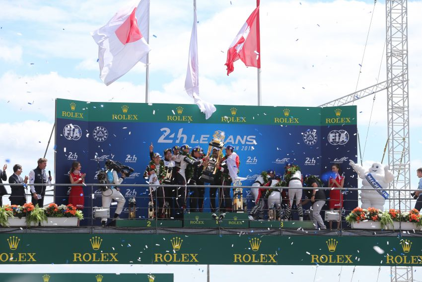Le Mans 2018 – Toyota finally wins, M'sian team 10th Image #827673