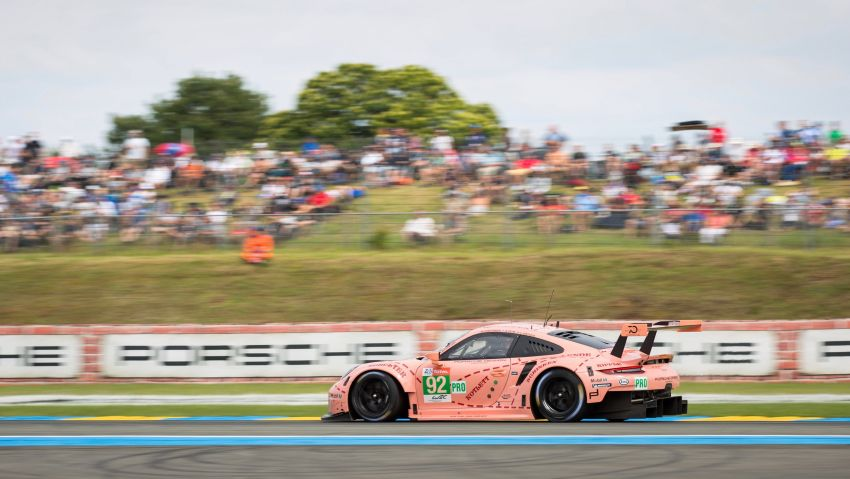 Le Mans 2018 – Toyota finally wins, M'sian team 10th Image #827713