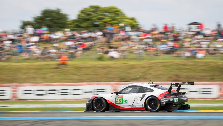 Le Mans 2018 – Toyota finally wins, M'sian team 10th Image #827715