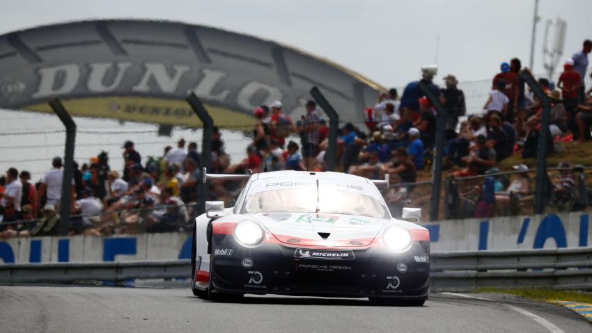 Le Mans 2018 – Toyota finally wins, M'sian team 10th Image #827716