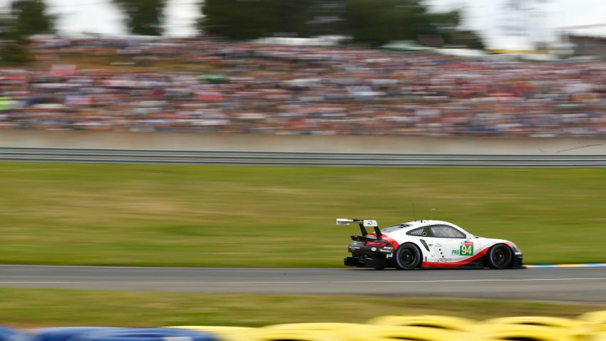 Le Mans 2018 – Toyota finally wins, M'sian team 10th Image #827718