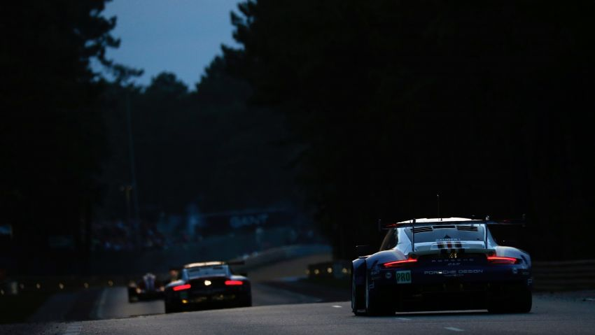 Le Mans 2018 – Toyota finally wins, M'sian team 10th Image #827723